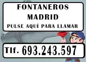 Fontanero El Escorial Urgentes